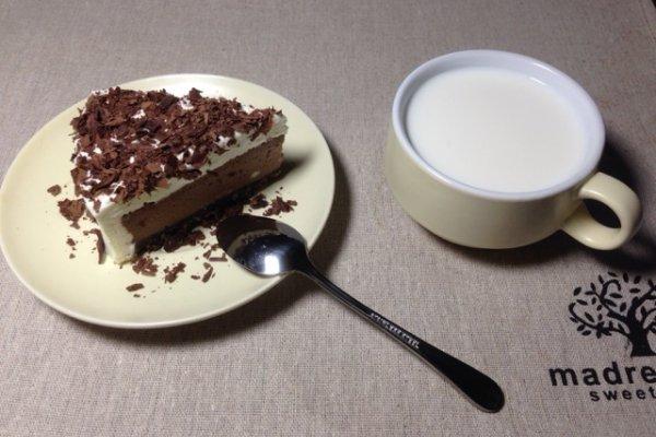 黑巧克力芝士蛋糕的做法