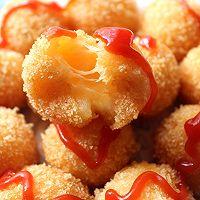 番茄土豆奶酪球的做法图解14