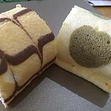 千叶纹蛋糕卷