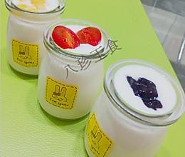 不用酸奶机做酸奶——酸奶引子版(原创)的做法