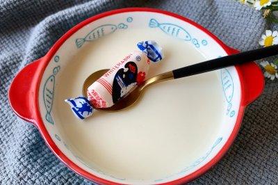 大白兔奶冻