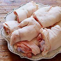 红烧猪蹄│美容养颜又好吃的做法图解1