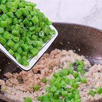 橄榄菜肉末四季豆的做法图解11