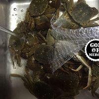 金秋美味清蒸螃蟹的做法图解2