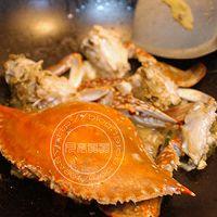 梭子蟹炒年糕  的做法图解5