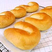 维也纳杏仁马蹄面包