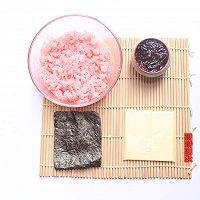 蔓越莓樱花爆浆饭团的做法图解6