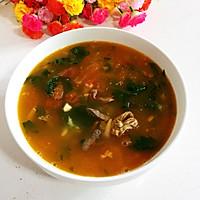 西红柿羊杂汤的做法图解14