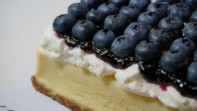 至爱重乳酪-7月.蓝莓盛夏