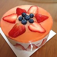 草莓慕斯蛋糕的做法图解28