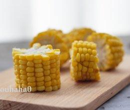 烤玉米-分分钟做零食的做法