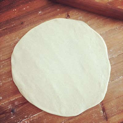 利仁电饼铛试用——海陆双拼披萨(附薄饼底与披萨酱制作)的做法 步骤8