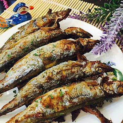 椒盐多春鱼