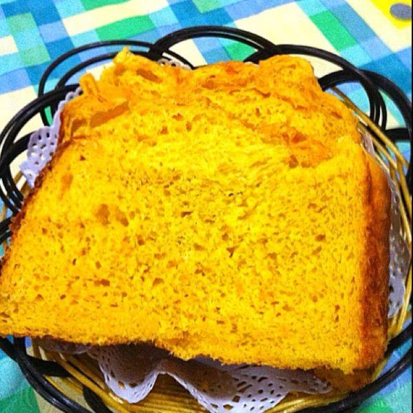 面包机---南瓜面包的做法