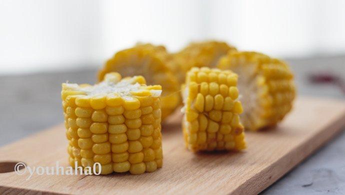 烤玉米-分分钟做零食