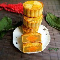 广式-白莲蓉蛋黄月饼的做法图解16