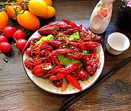爆炒十三香小龙虾的做法