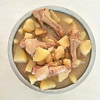 鸭翅根炖土豆的做法图解5
