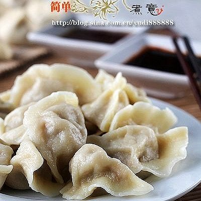 猪肉酸菜饺子