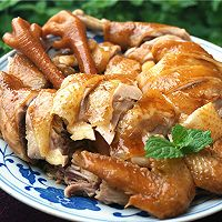 #十二道锋味复刻#酱油鸡的做法图解10
