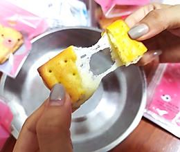 拉丝牛轧饼的做法