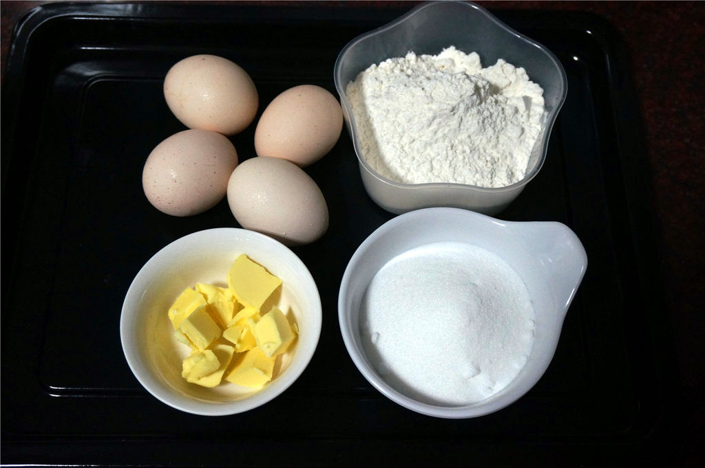 法式海绵蛋糕的做法步骤