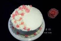 小清新风生日蛋糕的做法