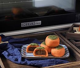 #鲜到鲜得,月满中秋,沉鱼落宴#柿柿如意月饼的做法