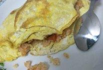 西红柿蛋包饭的做法
