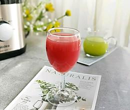营养美味~西红柿汁的做法