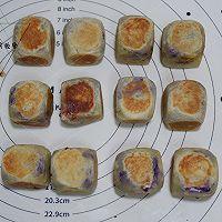 棉花糖紫薯仙豆糕#网红美食我来做#的做法图解17