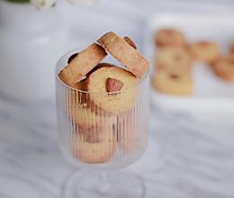 #糖小朵甜蜜控糖秘籍#0糖杏仁粉版Breton-莎布蕾酥饼的做法