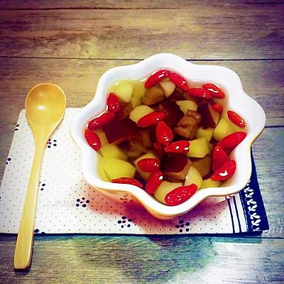 马蹄红枣汤~清甜可口的滋补靓汤