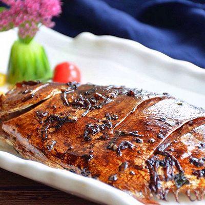 烤金做法#美的图片全集#的明虾_烤箱_豆果美菜谱煲鲳鱼大菜谱图片图片