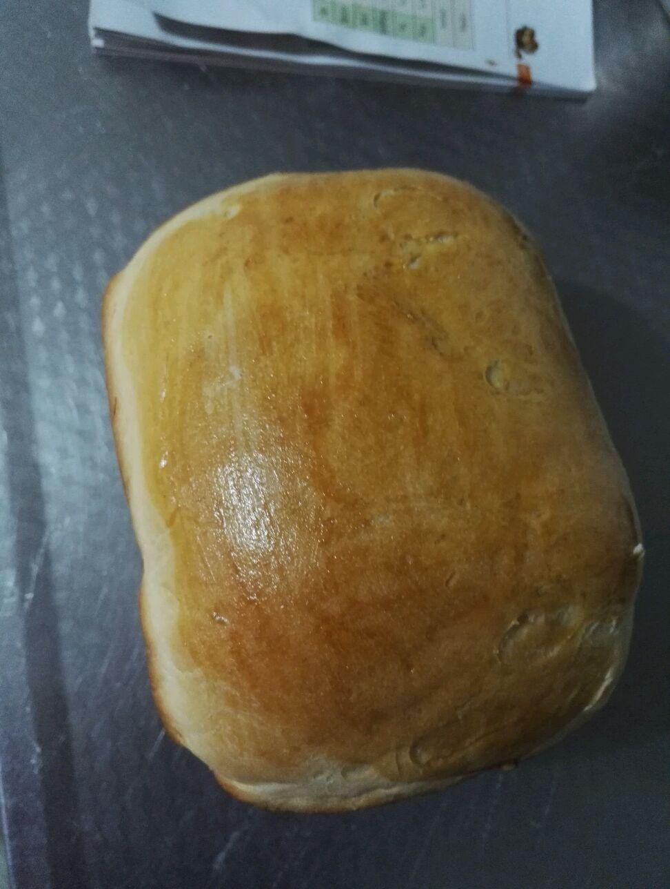 面包机米面包的做法_【图解】面包机米面包怎么做