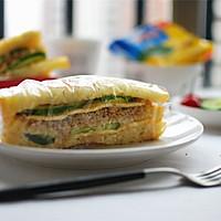 一键欧式三明治面包的做法图解11