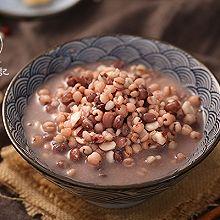 红豆薏米芡实祛湿三宝粥