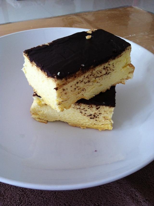 木糖醇戚风蛋糕的做法图解9