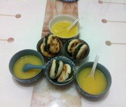 羊肝夹馍(地道失传三原小吃)的做法
