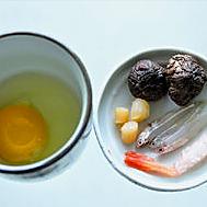 香滑细嫩补钙【日式茶碗蒸】的做法图解1