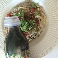 剁椒金针菇 ---豆果菁选酱油试用之三的做法图解9