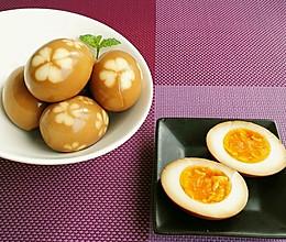 印花卤蛋的做法