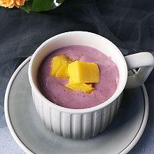 宝宝辅食紫薯红枣奶香提高免疫力