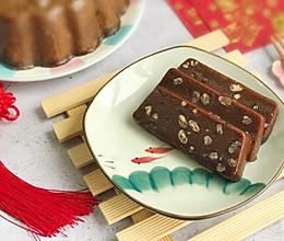 春节糕点 传统贺年佳品 鸿运年糕的做法
