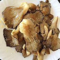 橄榄油煎平菇