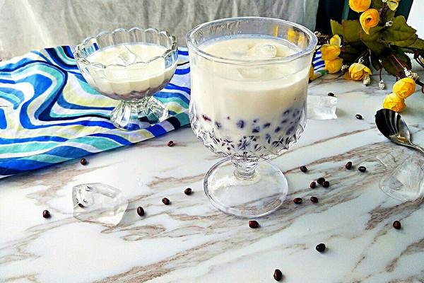 红豆奶冰#膳魔师南甜主题月#的做法