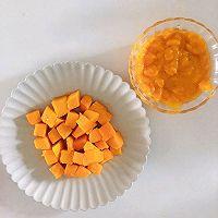 免烤箱蛋糕—0失败的芒果慕斯的做法图解5