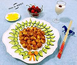 虎皮腐乳鹌鹑蛋#我的品道美食#的做法