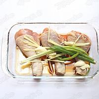 酱油鸡腿#美的微波炉菜谱#的做法图解4
