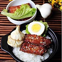 韩式烤排骨饭
